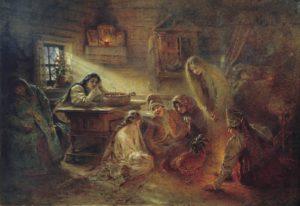 Смысл святочных рассказов